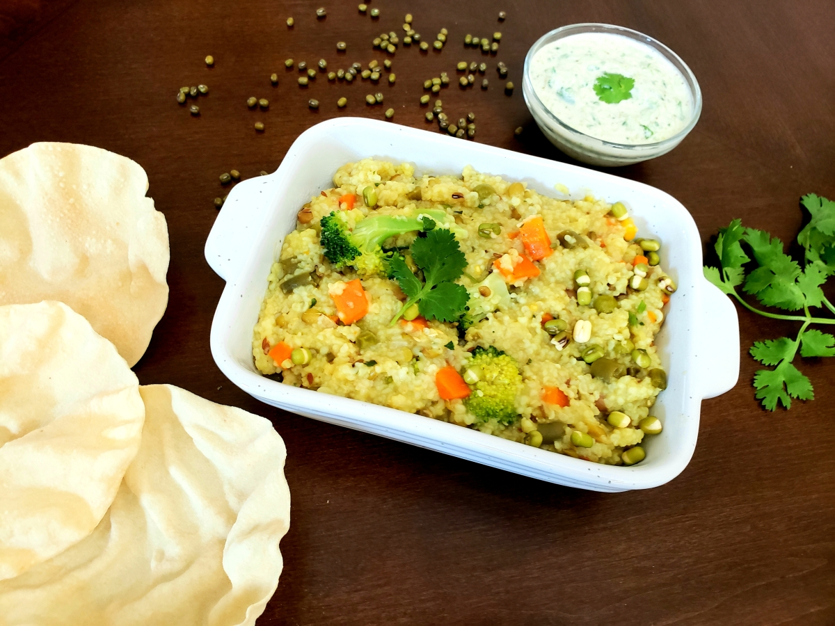 You are currently viewing Jowar Khichdi