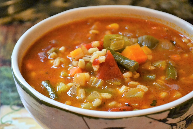 You are currently viewing Barley Soup