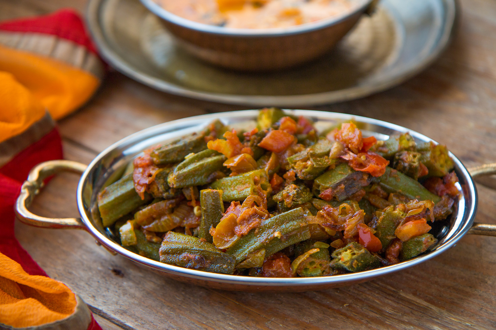 You are currently viewing Bhindi Masala