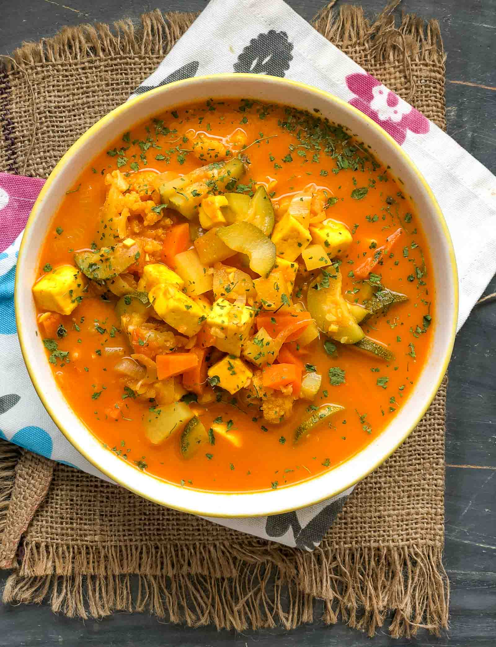 You are currently viewing Mixed Vegetable Curry