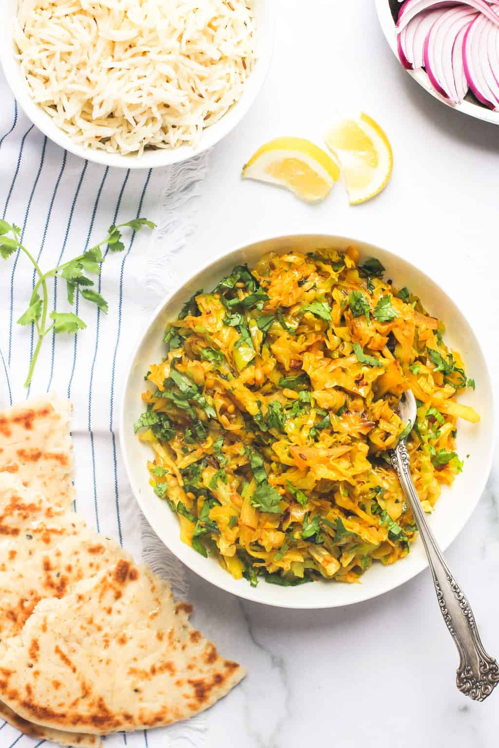 You are currently viewing Cabbage Sabji